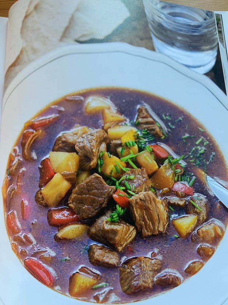 Gammel – Eriks peppersuppe