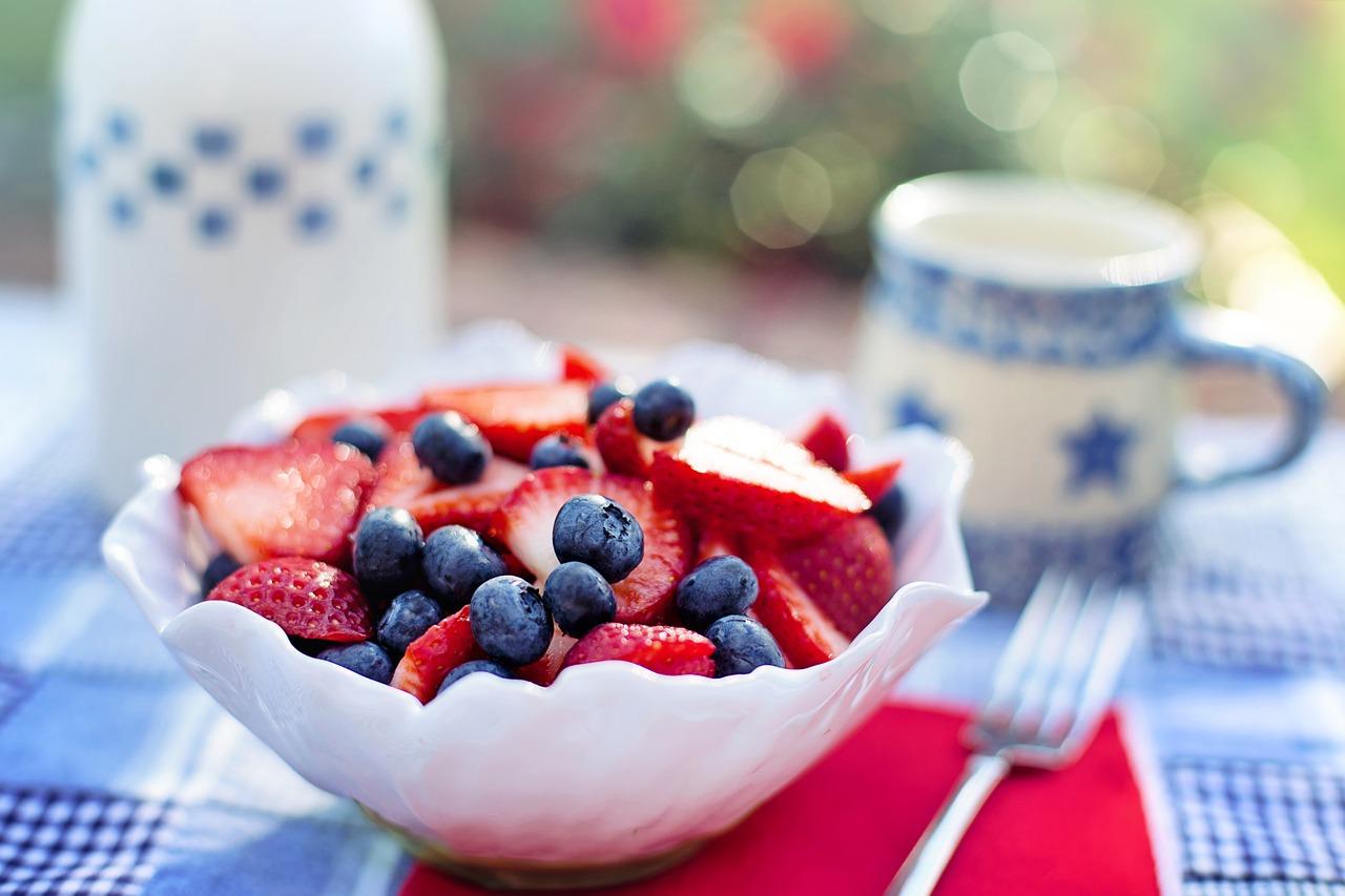 Anti-inflammatoriske frukt og bær – del 1 av 2