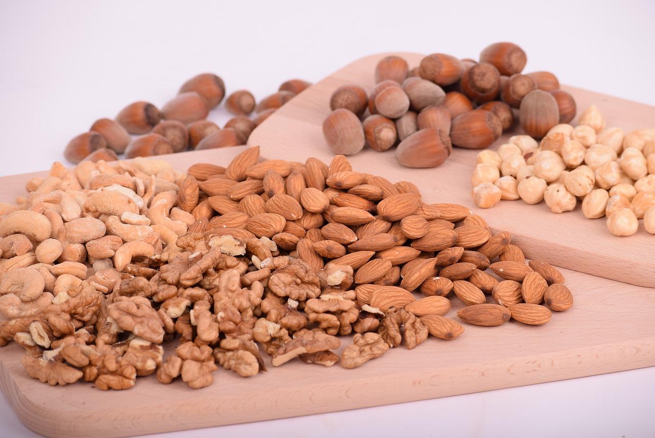 Anti-inflammatoriske frø, nøtter og olje
