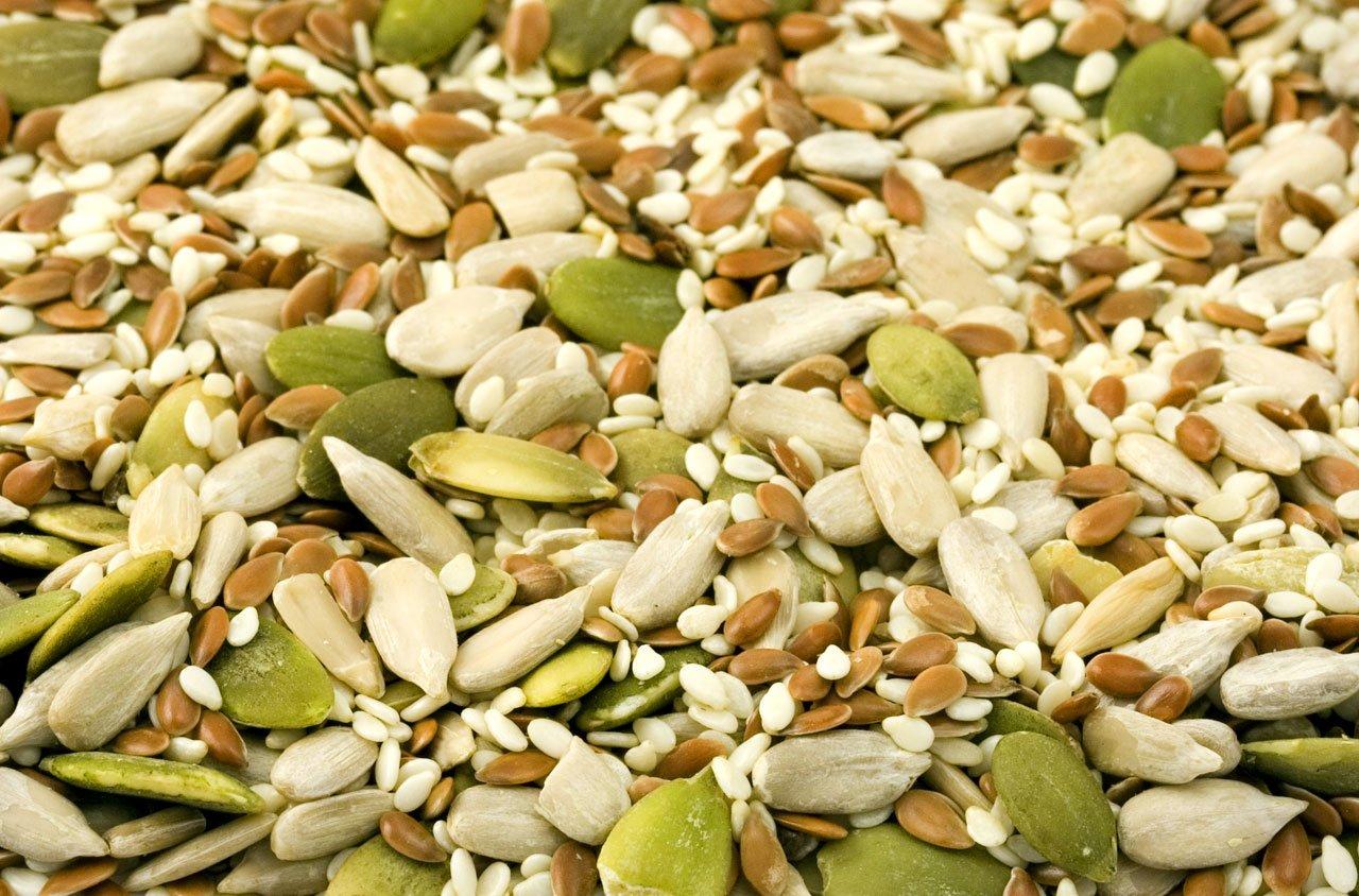 Anti-inflammatoriske frø,nøtter og olje – del 2