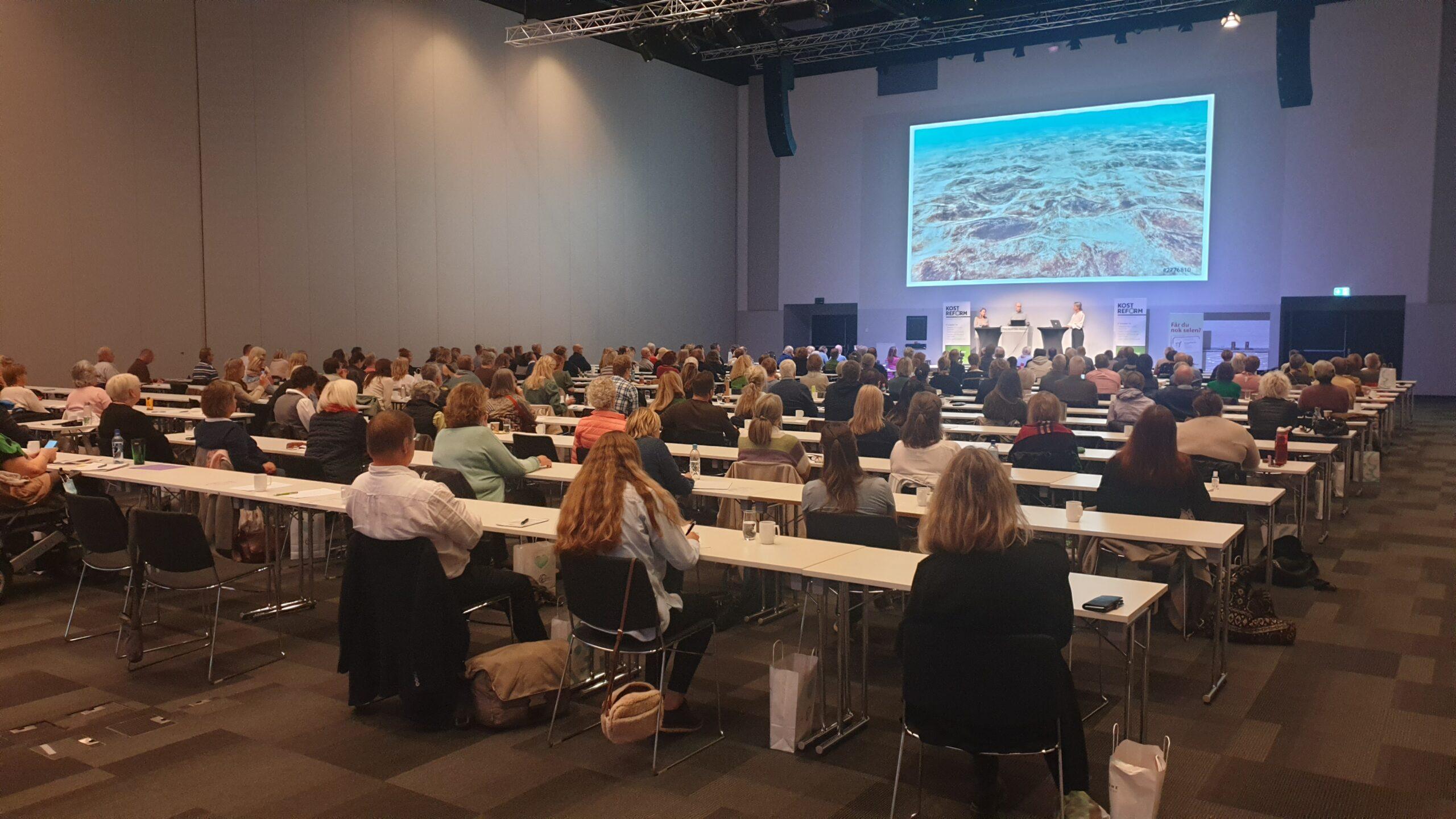 Nordisk Ernæringskonferanse ble en suksess