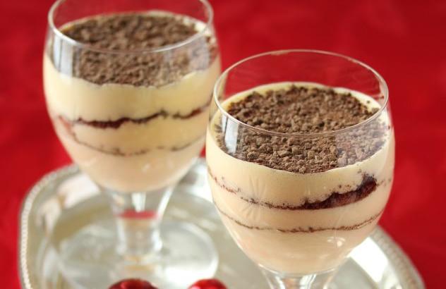 Dronning-dessert!