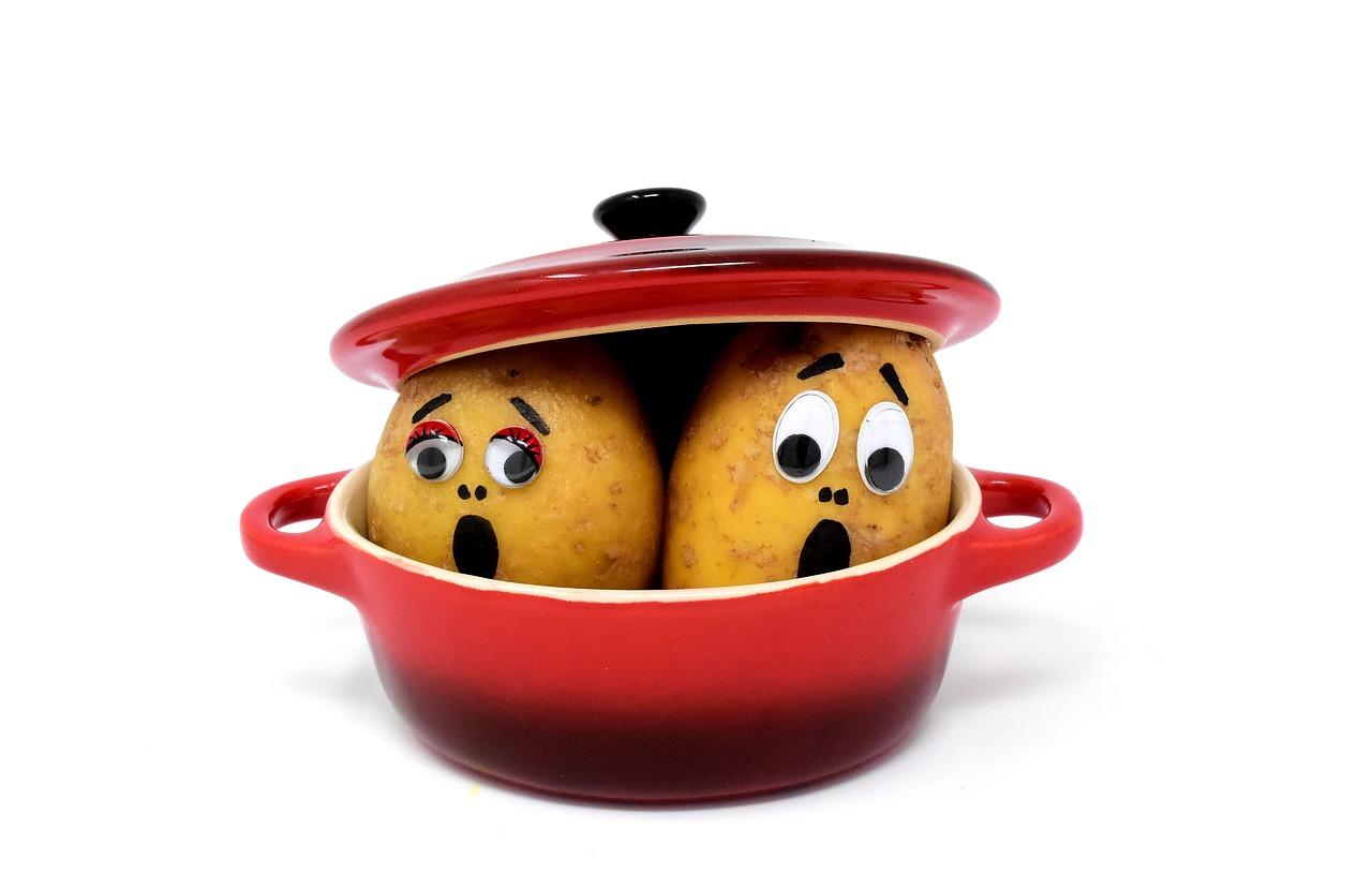 Poteter eller karameller?